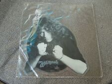 Whitesnake Guilty of Love RARE Shaped Picture Disc