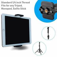 Fugetek 2 In 1 iPad, Tablet, Selfie Stick, Phone Mount Holder Bracket For Tripod