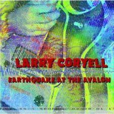 Coryell, Larry - Earthquake at the Avalon CD NEU OVP