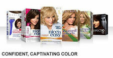 CLAIROL HAIR COLOR - NICE 'N EASY or NATURAL INSTINCTS - CHOOSE YOUR SHADE