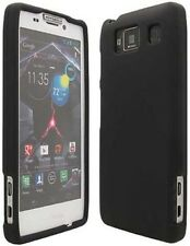 NEW RUBBERIZED BLACK HARD CASE COVER FOR VERIZON MOTOROLA DROID RAZR HD XT926