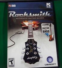 Rocksmith (PC, 2012) Ubisoft LNIB   # 15237