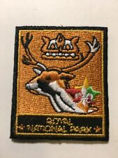 AUSTRALIA. NSW. ROYAL NATIONAL PARK SCOUT DISTRICT BADGE. BUTTERFLY ISSUE.