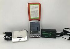 Sony Clie Personal Entertainment Organizer PEG-SJ33/U Orange with Charger Stylus