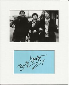 Brigit Forsyth whatever happened to the likely lads genuine authentic autograph