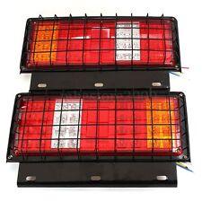 12v 32 LEDs Rear Tail Indicator Reverse Lamps Lights For Trailer Truck Ute Boat