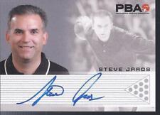 2008 PBA Bowling Autograph Steve Jaros