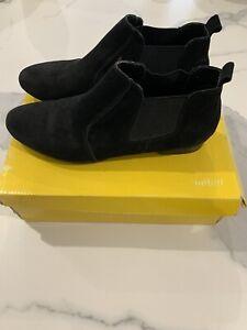 Sportsgirl Suede Boots Size 9