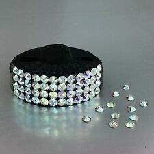 More details for bling4strings crystal cello mute in swarovski clear crystal ab