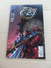 Jim Lee's C.23   5 . Richard Corben Cover . Image / Wildstorm 1998 - VF