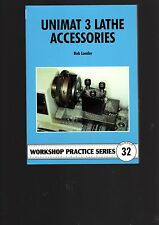 UNIMAT 3 LATHE ACCESSORIES BY BOB LOADER