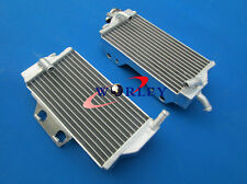 all aluminum radiator Honda CR125 CR125R 05 06 07 2005 2007 2006 cr 125 cr 125r