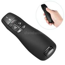 RF 2.4GHz Wireless PPT Presenter USB Remote Control Presentation Mouse Pointer