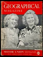 The Geographical Magazine - September 1947 - Vol. XX No. 5
