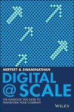 Digital @ Scale: The Playbook You Need to Transform Your Company: By Swaminat...