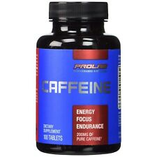 Prolab Nutrition Caffeine 200 Mg 100 Tab