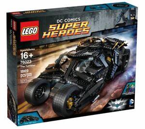 LEGO Superheroes 76023 The Tumbler Brand New Sealed