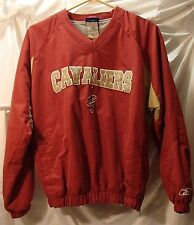 Cleveland Cavaliers Reebok Pullover Embroidered Basketball Sweatshirt Youth XL