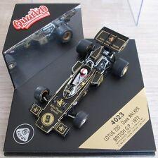 F1 1/43 LOTUS 72D D. WALKER BRITISH GP 1972 QUARTZO 4023