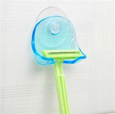 Shaver Holder Bathroom Razor Hook Cap Toothbrush Washroom Rack Tool Suction Cup