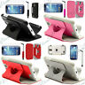 Case Cover Wallet Shell Rotation 360° Samsung Galaxy S3 Neo / Siii Neo+Film