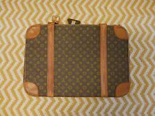 Vintage Louis Vuitton Monogram Suitcase Travel Bag