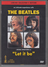 THE BEATLES Let It Be DVD NTSC New