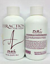 NSI Attraction - Nail Liquid Monomer - NO MMA - 118ml/3.9oz