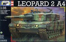 Revell 1:35 Leopard 2 A4 Amtank Plastic Model Kit #03053U