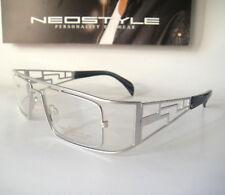 fb90b36dfd Neostyle Titanium Zodiac 54-20 XL Large Avant Garde Eyeglasses Frames Mens  12