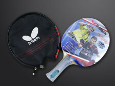 Butterfly TBC202 Table Tennis Ping Pong Racket Paddle Bat Blade FL NEW