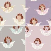 100% Cotton Fabric Tilda Angel Scraps Patchwork Quilting