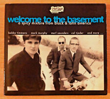 WELCOME TO THE BASEMENT - Various - CD,Compilation - BSR 1001 2  - 2000 Germany