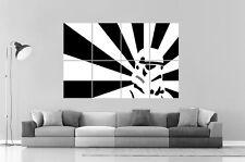 STAR WARS STORMTROOPER BALCK & weiß POP KUNST Plakat groß format A0 Druck 06