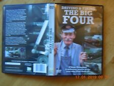 DVD - DRIVING & FIRING THE BIG FOUR by CLIVE GROOME - 2011