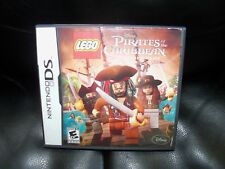 LEGO Pirates of the Caribbean: The Video Game  (Nintendo DS, 2011) EUC
