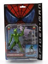 Spider-Man The Movie Green Goblin avec citrouille bombe tir Planeur Action Figure