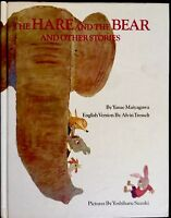 THE HARE & THE BEAR Other stories ~Vintage 1970's children's Weekly Reader Book
