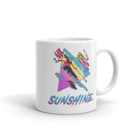 Skiing Mug, Skier Vintage Shirt, Sunshine Village, Banff, Coffee Mug for Skiers