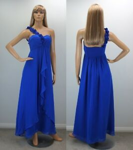 Bridesmaid Formal Evening Dress