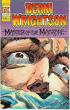 Berni Wrightson-Master of the Macabre # 1 (estados unidos, 1983)