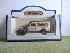 LLedo days gone by Hamleys van