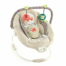 Bouncer Cradling Baby Seat Chair Swing Rocker Infant Vibration Non-Slip Feet New