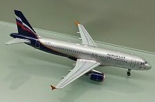 Gemini Jets 1/200 Aeroflot Airbus A320 VQ-BAZ die cast metal model