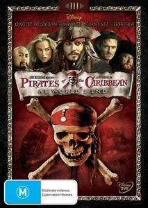 Pirates Of The Caribbean - At World's End (DVD, 2011)