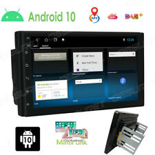 Android 10 Double 2Din 7inch InDash Car No DVD Radio Stereo WiFi GPS TV 1+16GB