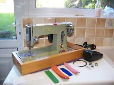 UNIVERSAL VICEROY STRAIGHT STITCH HEAVY DUTY SEWING MACHINE,EXPERTLY SERVICED