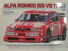 TAMIYA  1/24 Alfa Romeo 155 V6 TI Model Kit   #24137    Fujimi