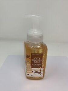 Bath Body Works Iced Cinnamon Rolls Gentle Foaming Soap Hand Soap 8.75 Fl Oz