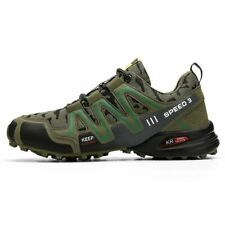 Speedcross3 Camouflage Men Hiking Shoes Outdoor Sneaker Sports Running Shoes